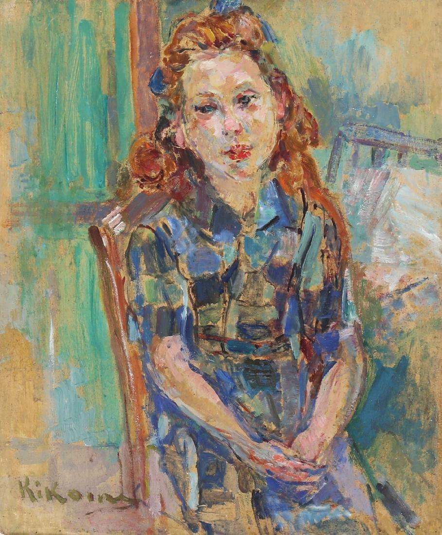 Michel Kikoine 1892-1968 (French, Belarusian)