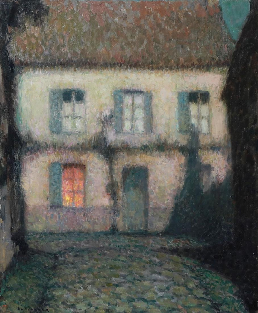 Henri Le Sidaner 1862-1939 (French)
