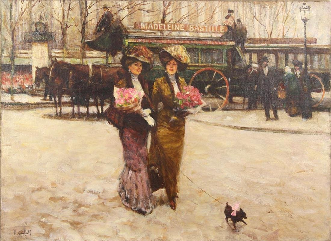 Victor Guerrier 1893-1968 (French)