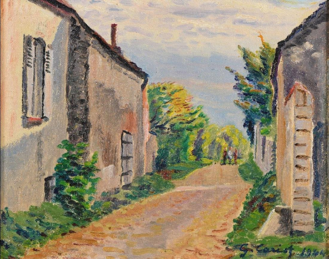 Gustave Camille Gaston Cariot 1872-1950 (French)