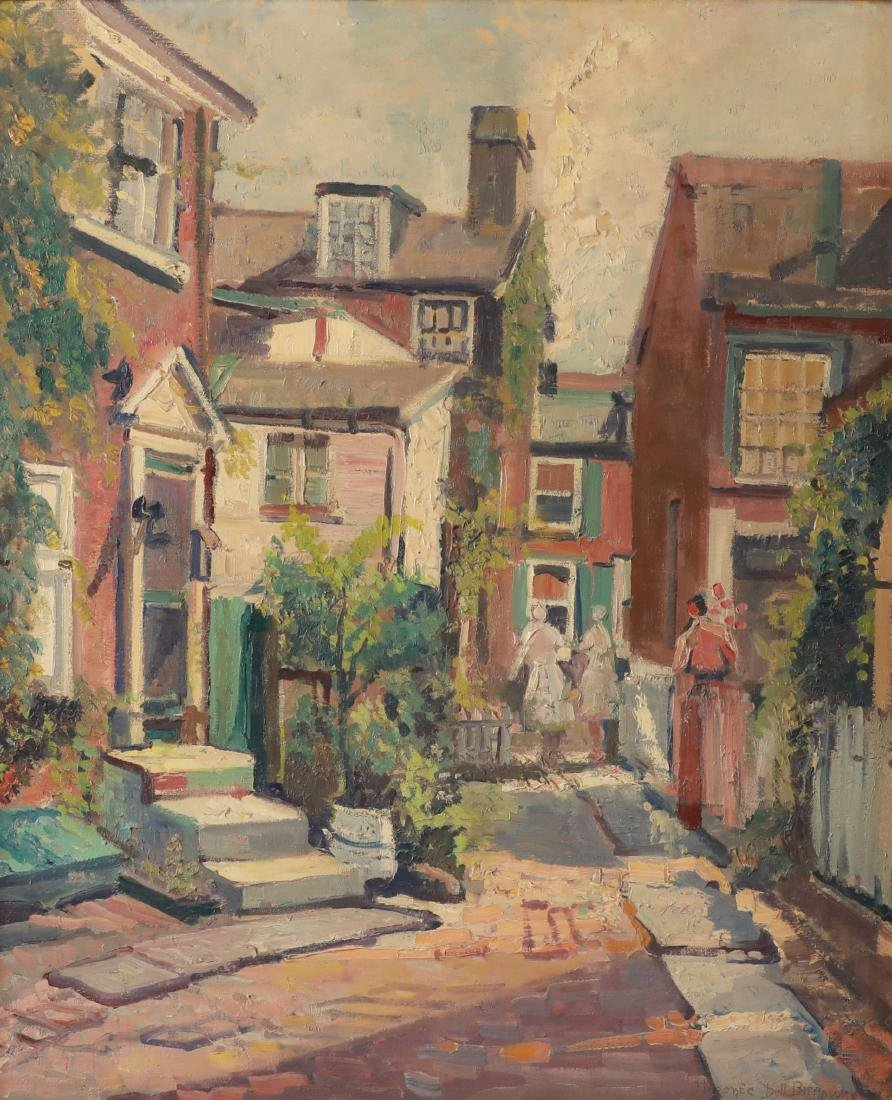 Florence Dell Bradway 1897- 1966 (American)