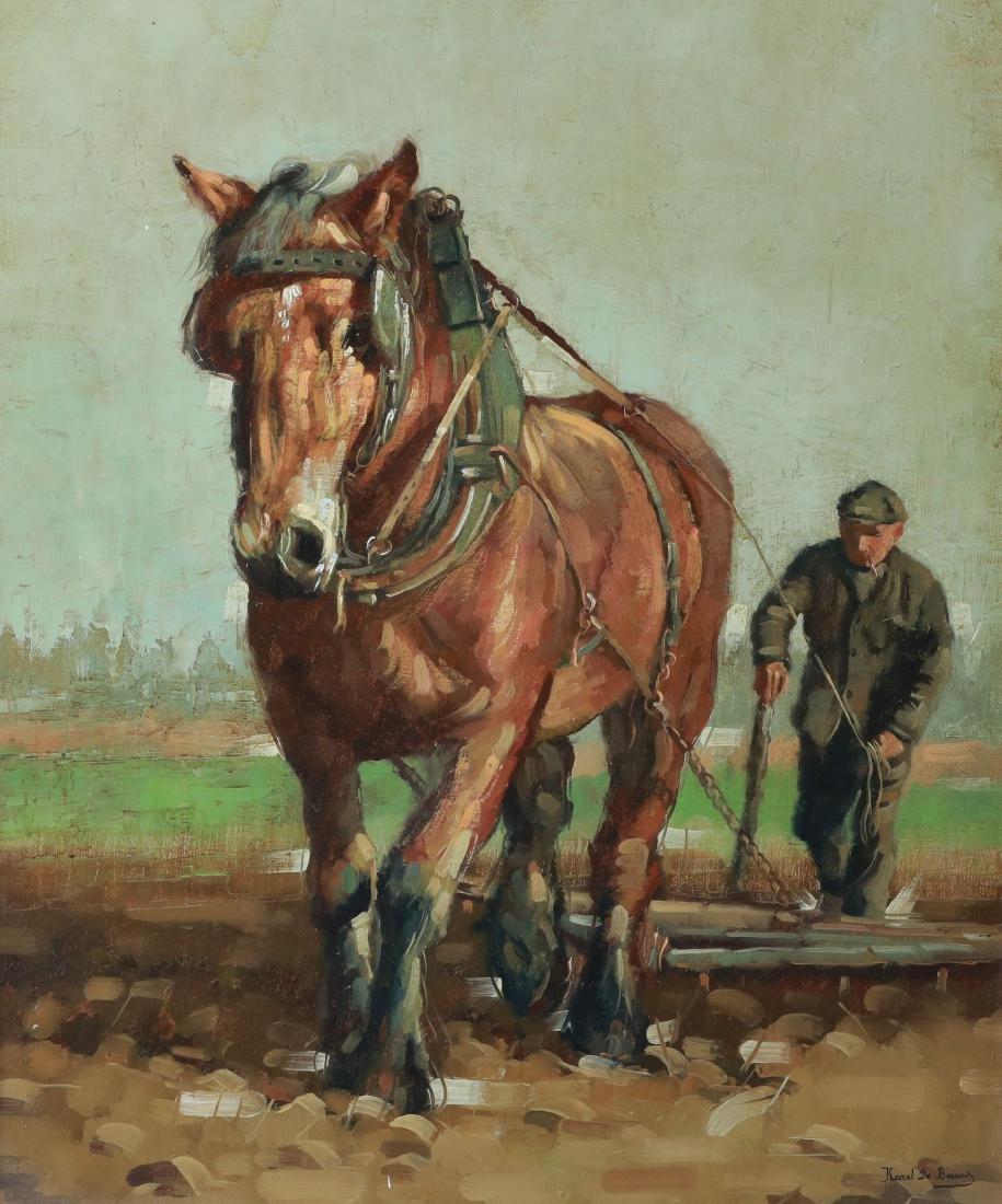 Karl De Bau 1909-2002 (German)