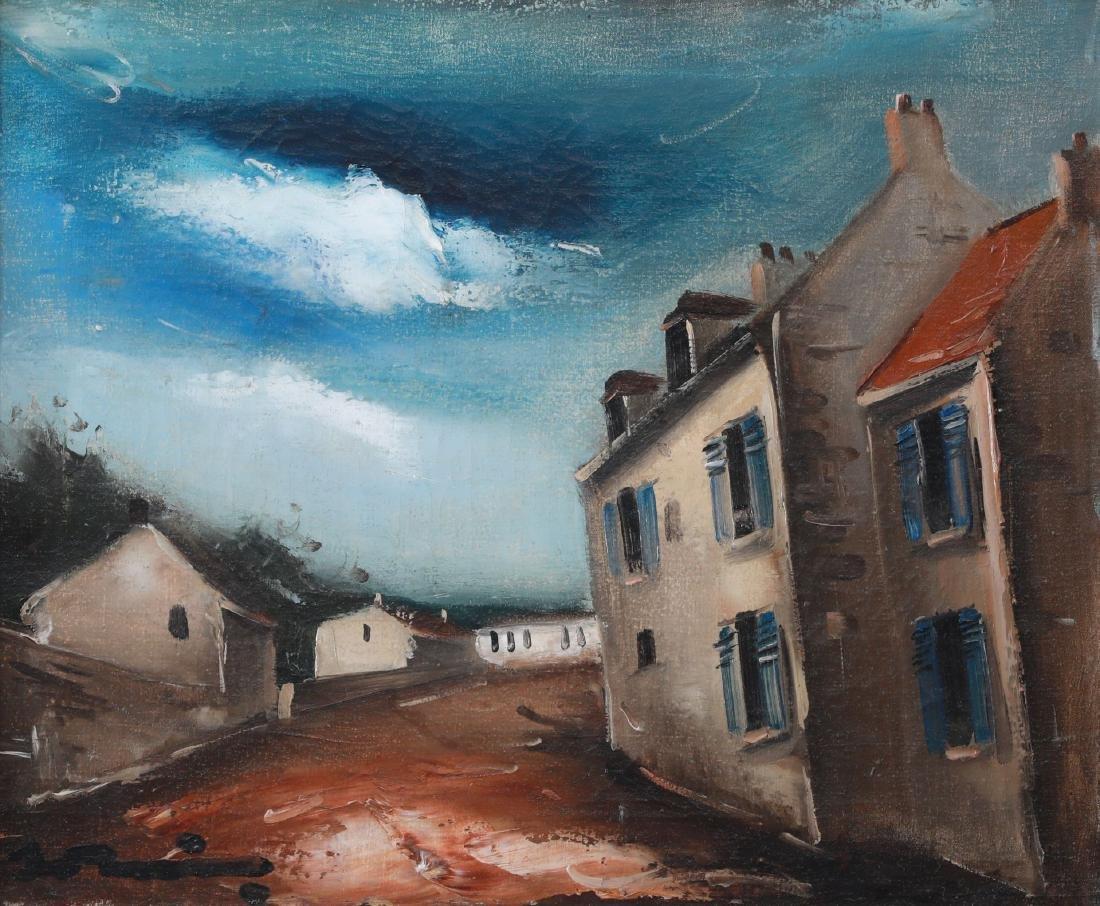 Maurice de Vlaminck 1876-1958 (French)