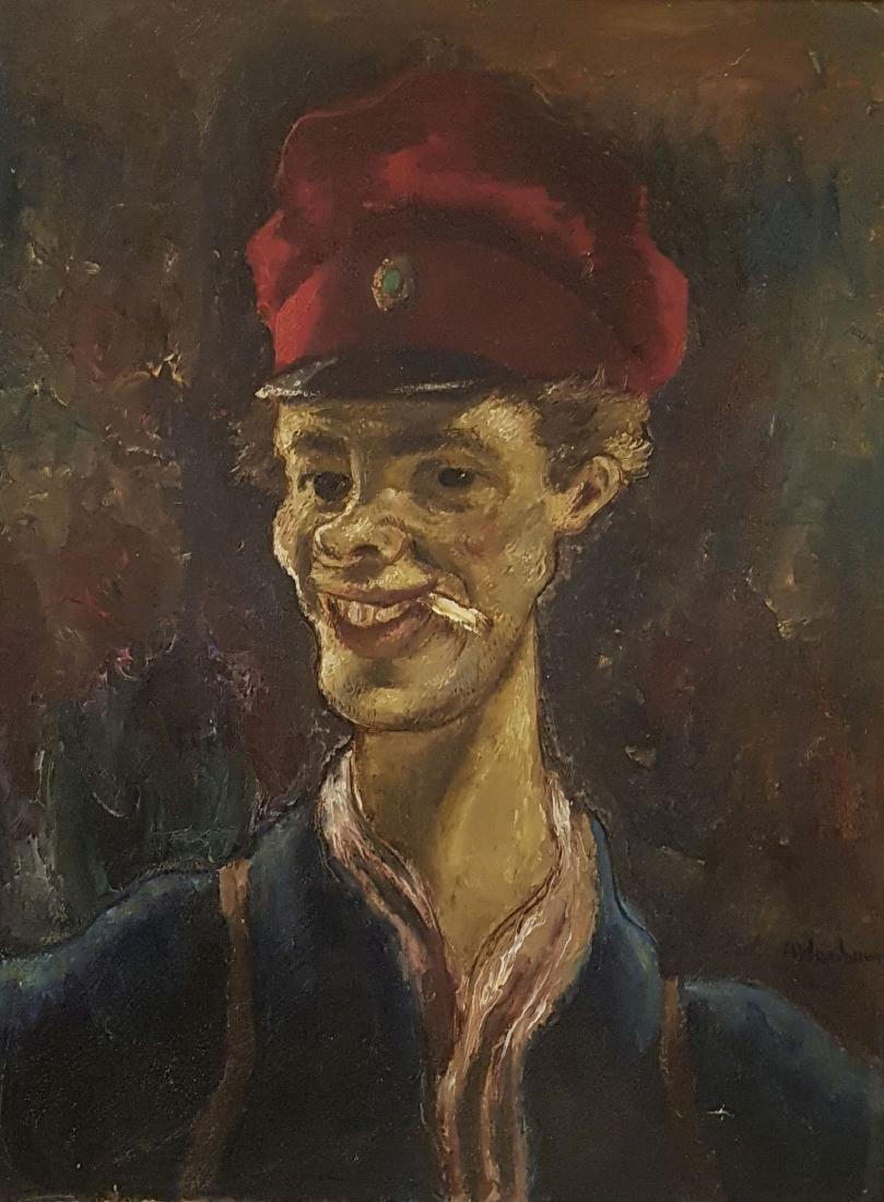 Abraham Weinbaum 1890-1943 (Ukrainian)