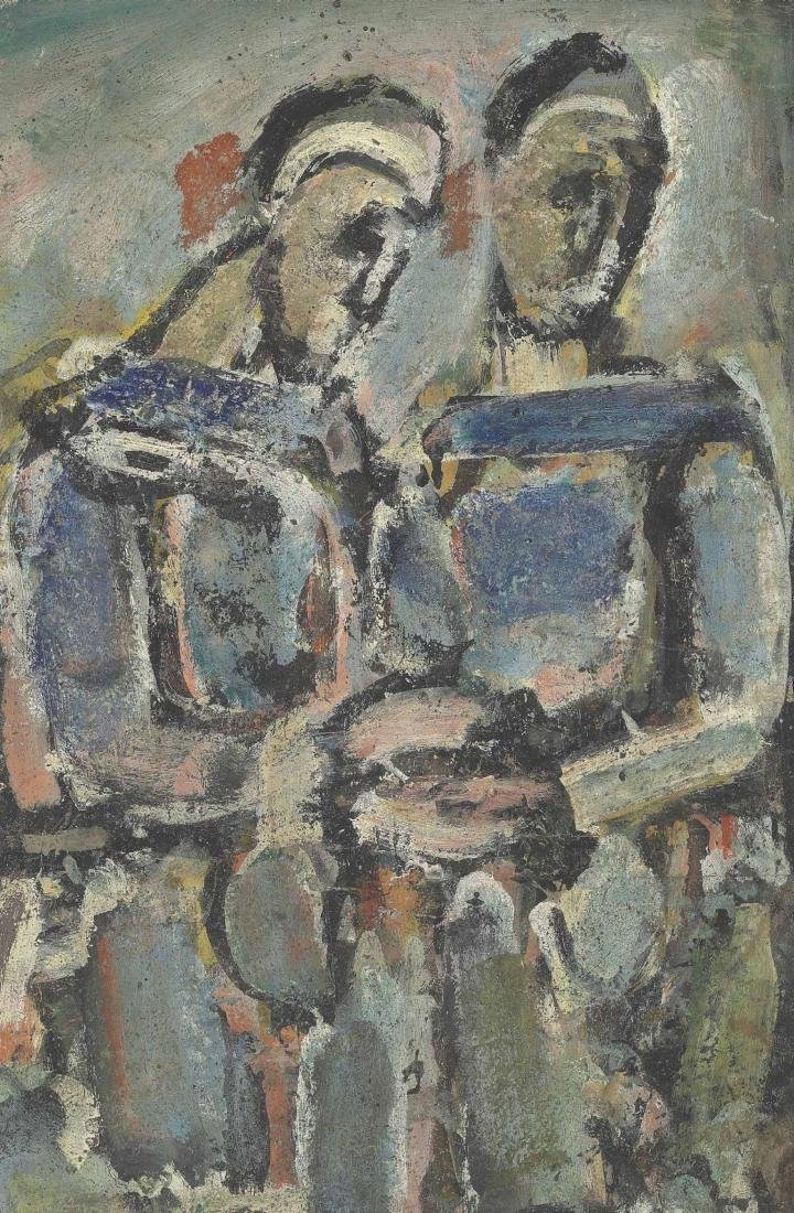 Georges Rouault 1871-1958 (French)