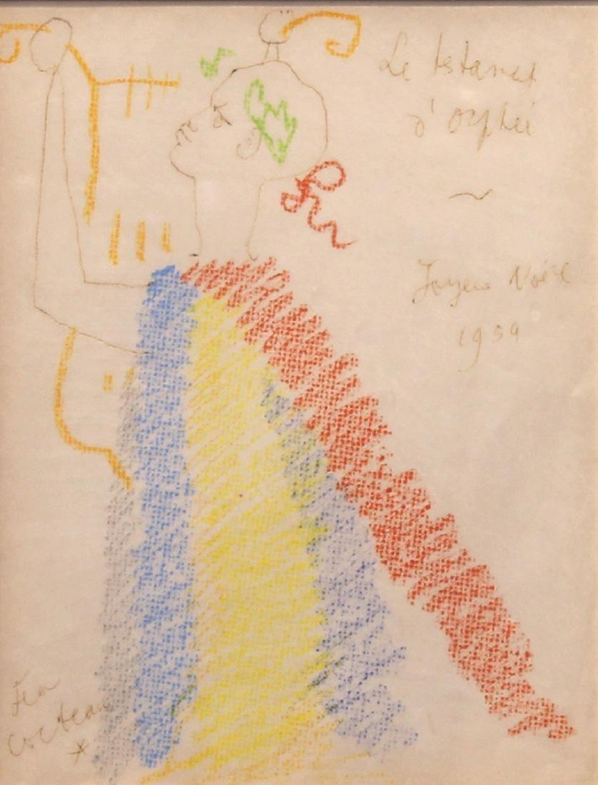 Jean Cocteau 1889-1963 (French)