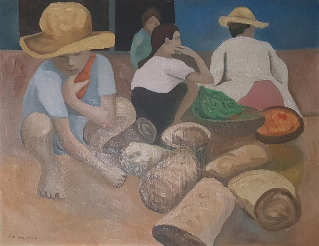 Victor Manuel Cancino b. 1929 (Mexican)