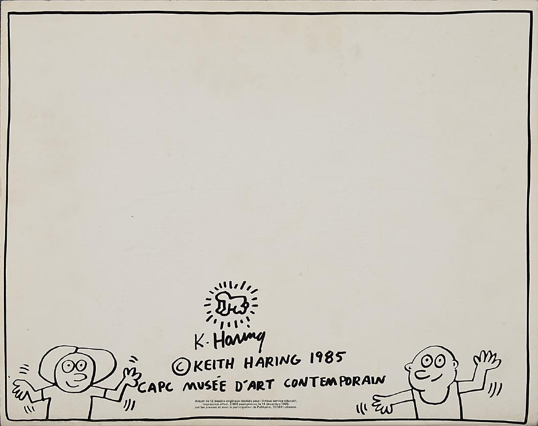 Keith Haring 1958-1990 (American) - 2