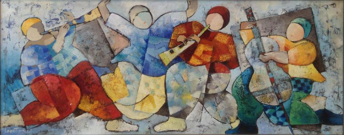 Dorit Levi b.1952 (Israeli)