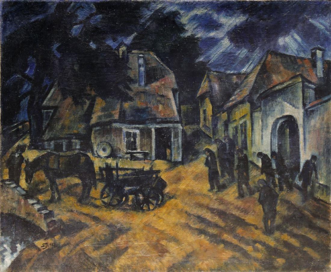 Janos Schadl 1892-1944 (Hungarian)