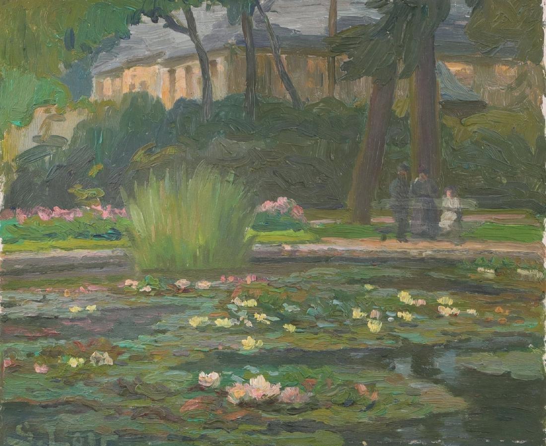 Gaston Loir 1868-1922 (French)