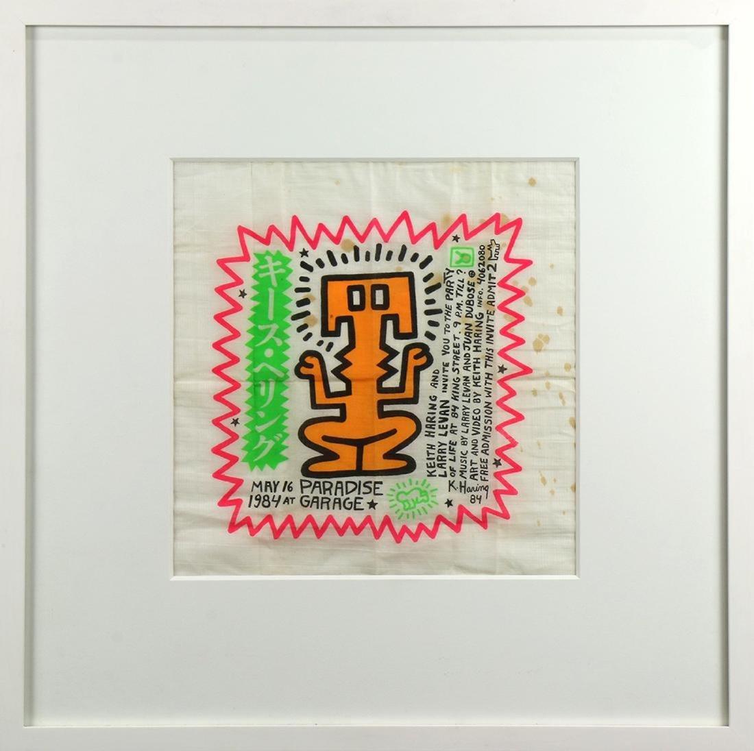 Keith Haring 1958-1990 (American) - 2