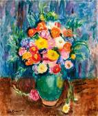 Charles Camoin 1879-1965 (French) Nature morte au