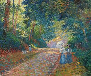 Lucien Neuquelman 19091988 French Figures in the