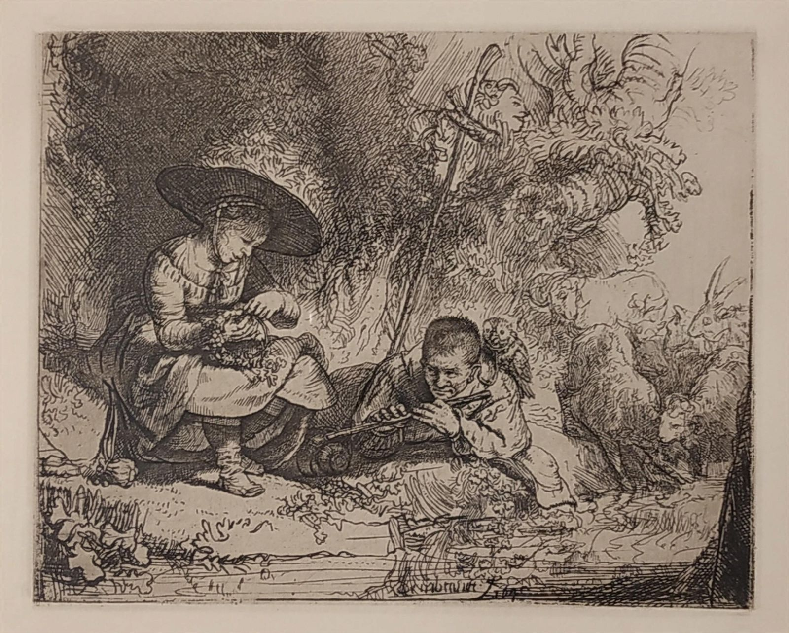 Rembrandt Harmenszoon van Rijn 1606-1669 (Dutch) The