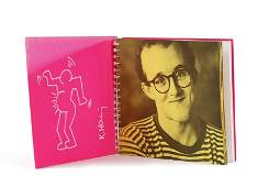 Keith Haring 1958-1990 (American) Woman marker on the