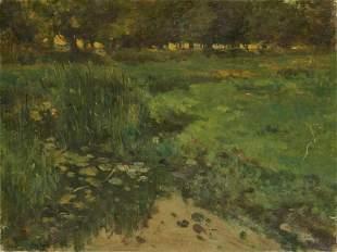 French Impressionist School 19th20th century Water