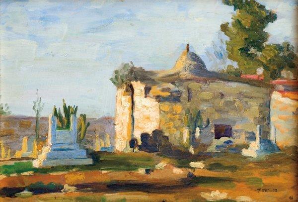 20: Moshe Castel