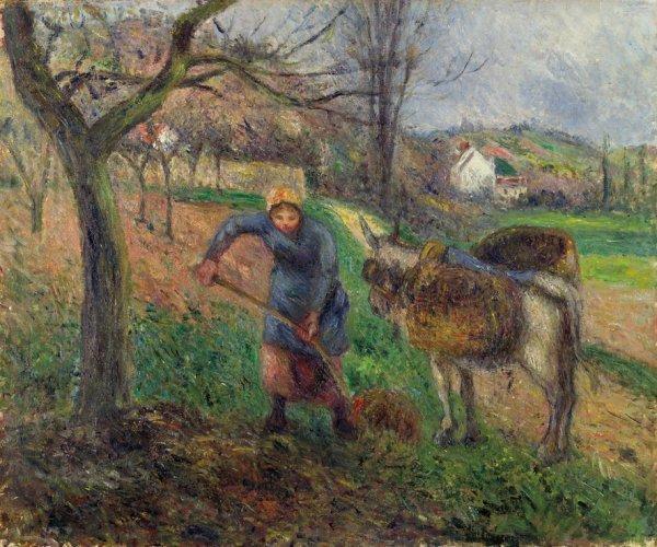 110: Camille Pissarro