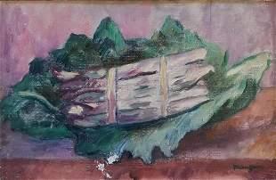 Henri Charles Manguin 1874-1949 (French) Still life oil