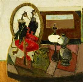 Claude Venard 1913-1999 (French) Still life oil on