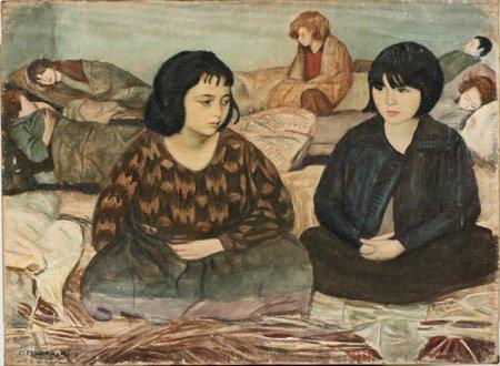 7:  Artist Name:  Muritzio Minkovsky Girls