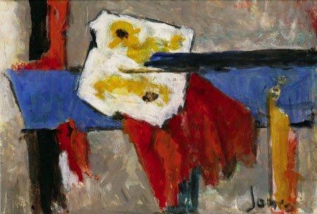 13:  Artist Name:  Marcel Janco Forms