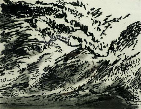 14:  Artist Name:  Leopold Krakauer Jodean mountains