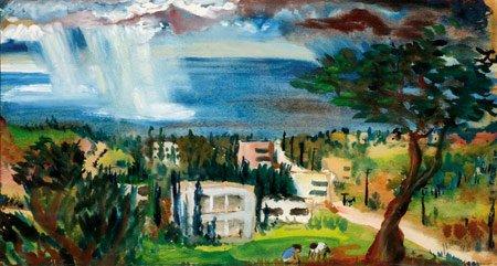 15:  Artist Name:  Yohanan Simon Haifa