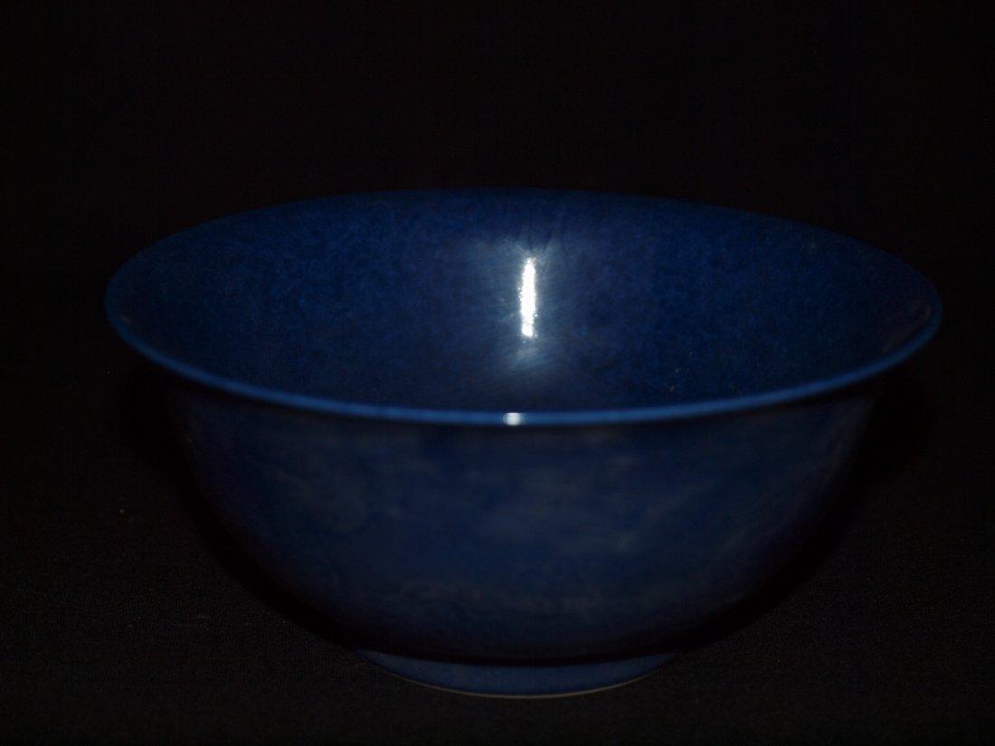 Blue Colour Bowl