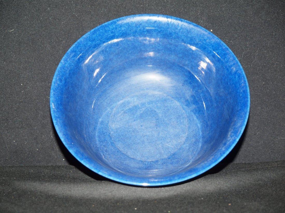 Blue Colour Bowl - 2