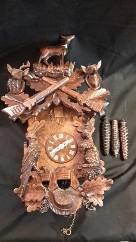 Cuckoo Clock, made in Germany
