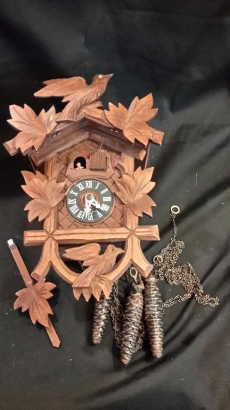 Cuckoo Clock, made in West Germany