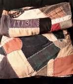 1913 Crazy Quilt