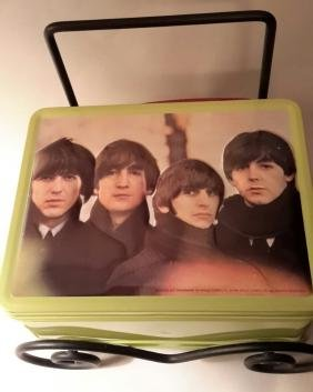 Beatles Lunch Pail