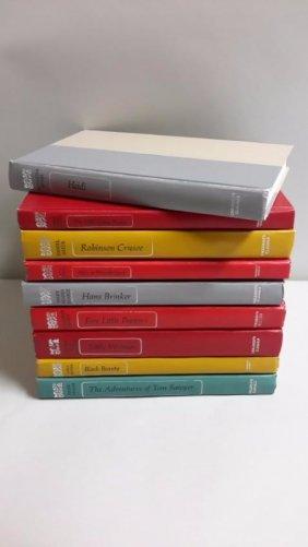 9 Childrens Classic Books