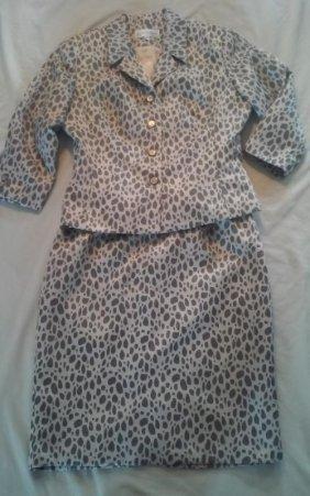 Suits Renee DuMarr Size 10 Suit
