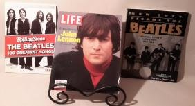 Beatles Books: How they became, Life John Lennon,