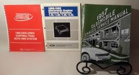 FordStar 1995, 1988-1992 Electronic Engine, 1987