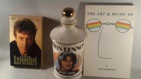 John Lennon: 1940-1980 Empty Decantor, Lennon, Ray