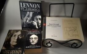 John Lennon: Lives of Albert Goldman, Lennon in