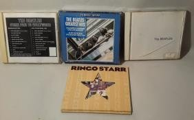 Beatles CD: State Fair to Hollywood, Greatest Hits,
