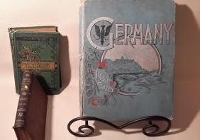 Germany, Tennyson, Tennyson Poetigal Books