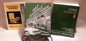 Service Manuals: Electrical 1988, Oldsmobile 1987, 1994