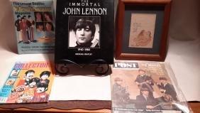 Beatles: Yellow Submarine Mag. Immortal Book, Post,