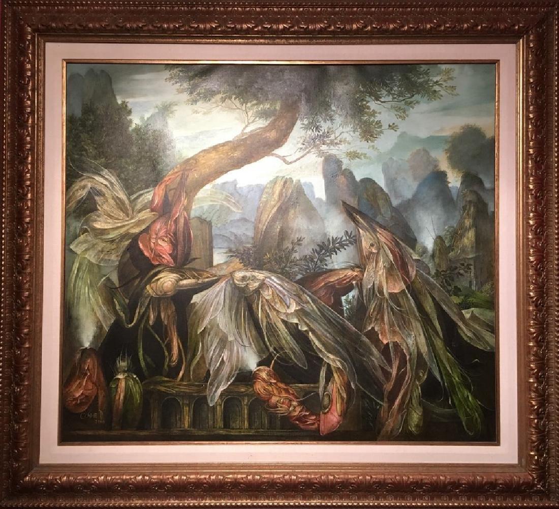 COSME PROENZA CUBAN CUBA ART