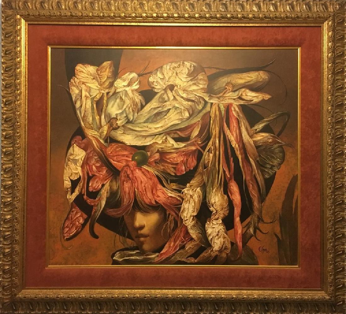 COSME PROENZA CUBAN ART CUBA