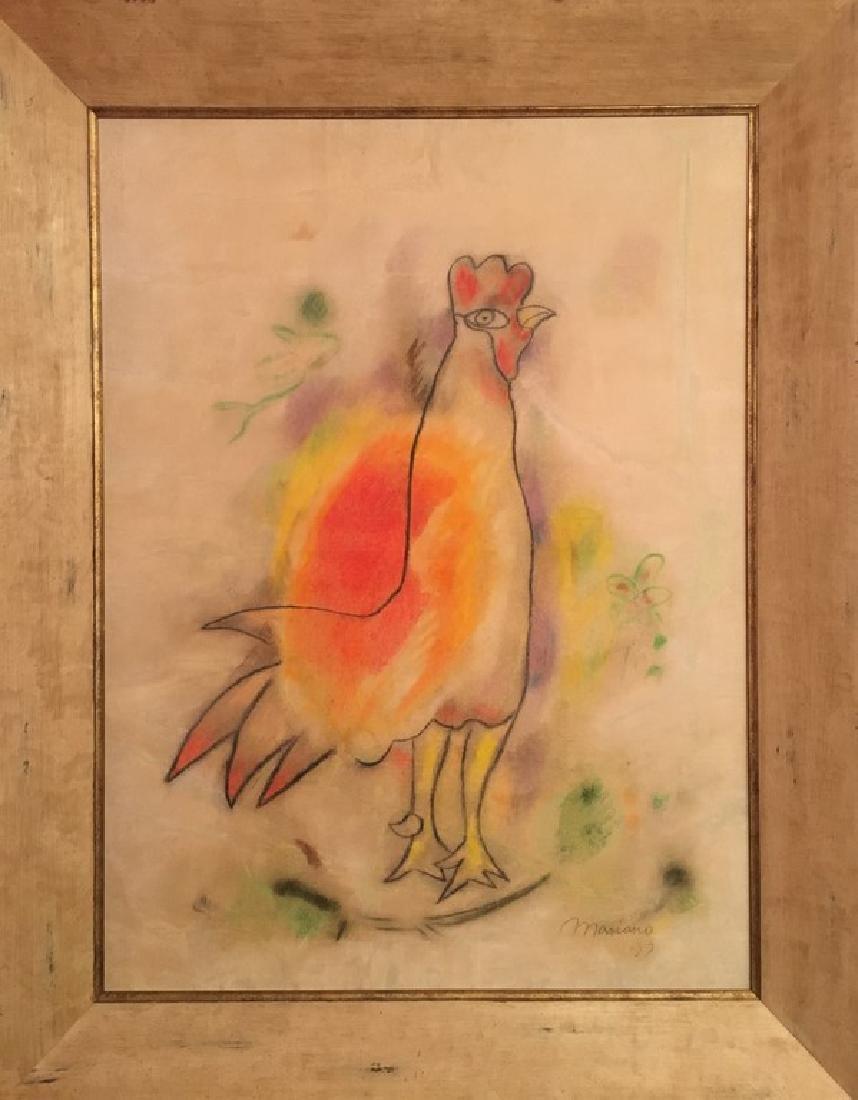 MARIANO RODRIGUEZ CUBAN ART CUBA