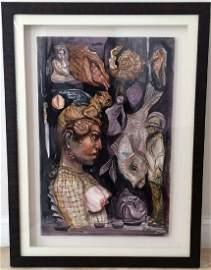 ROBERTO FABELO CUBAN CUBA ART