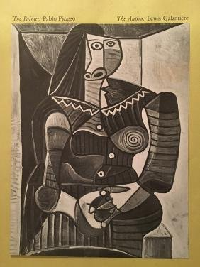 Pablo Picasso 1948 Print